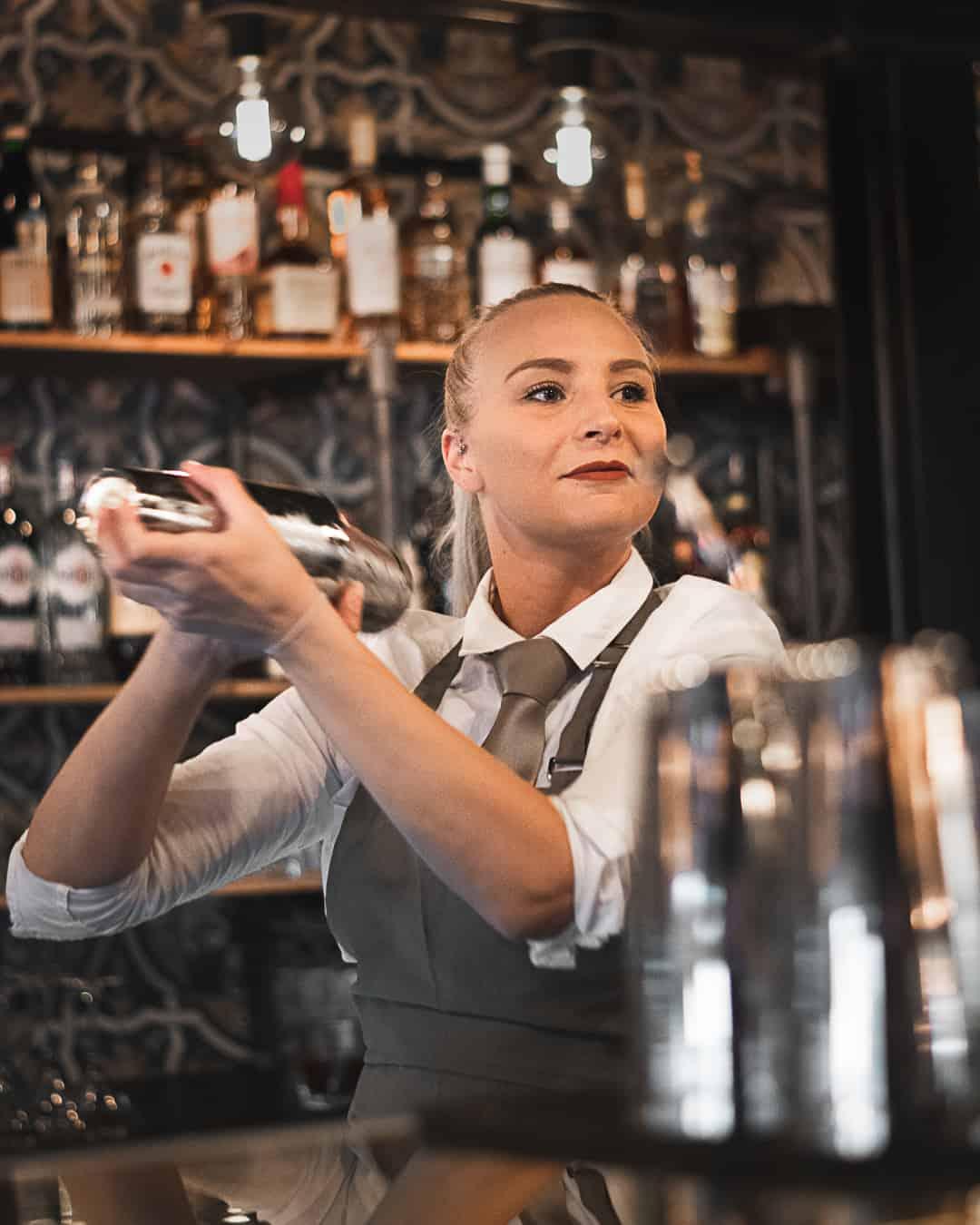 Blackstone Steakhouse drinkar
