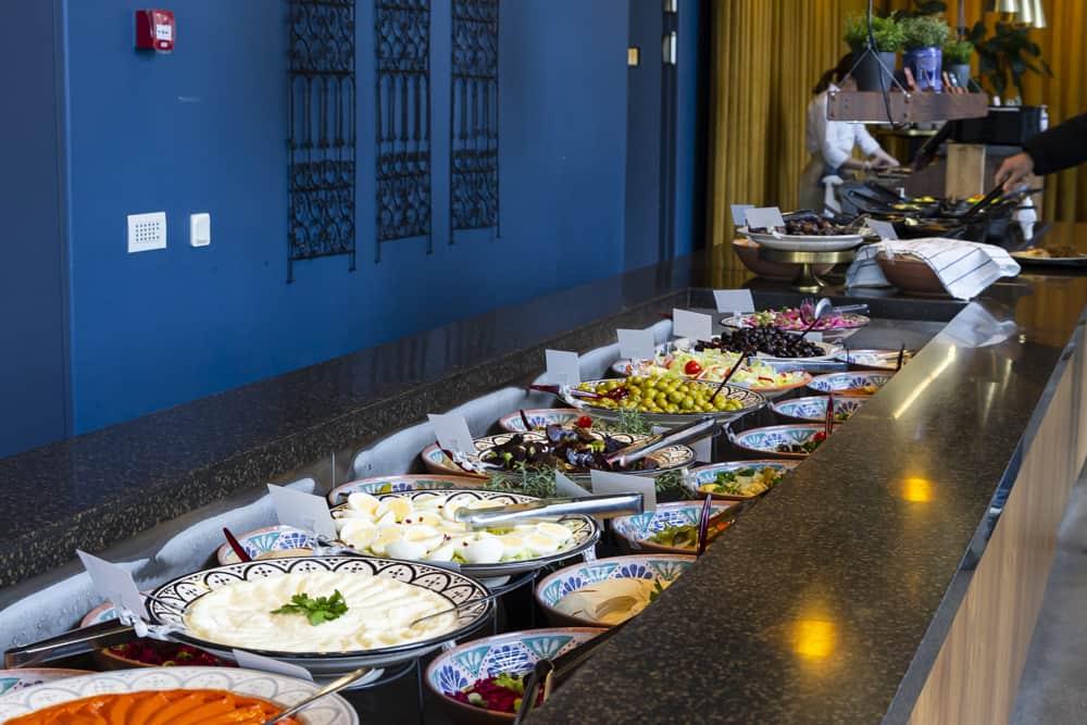 Libanesisk streetfood