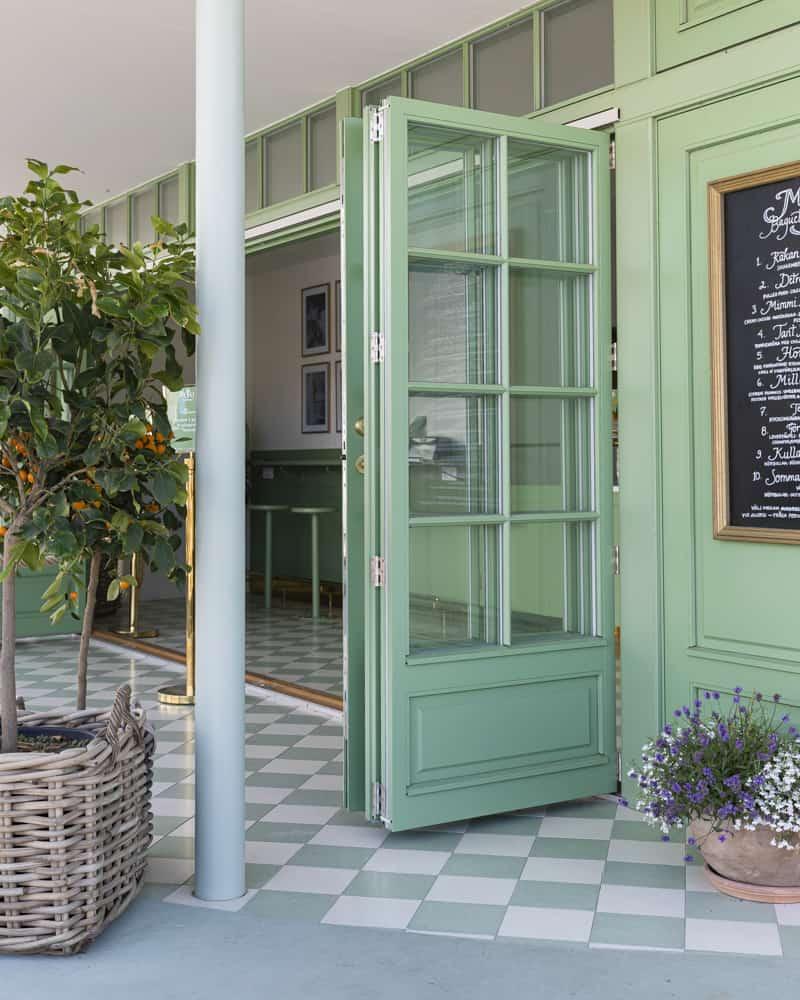 Franskt Café