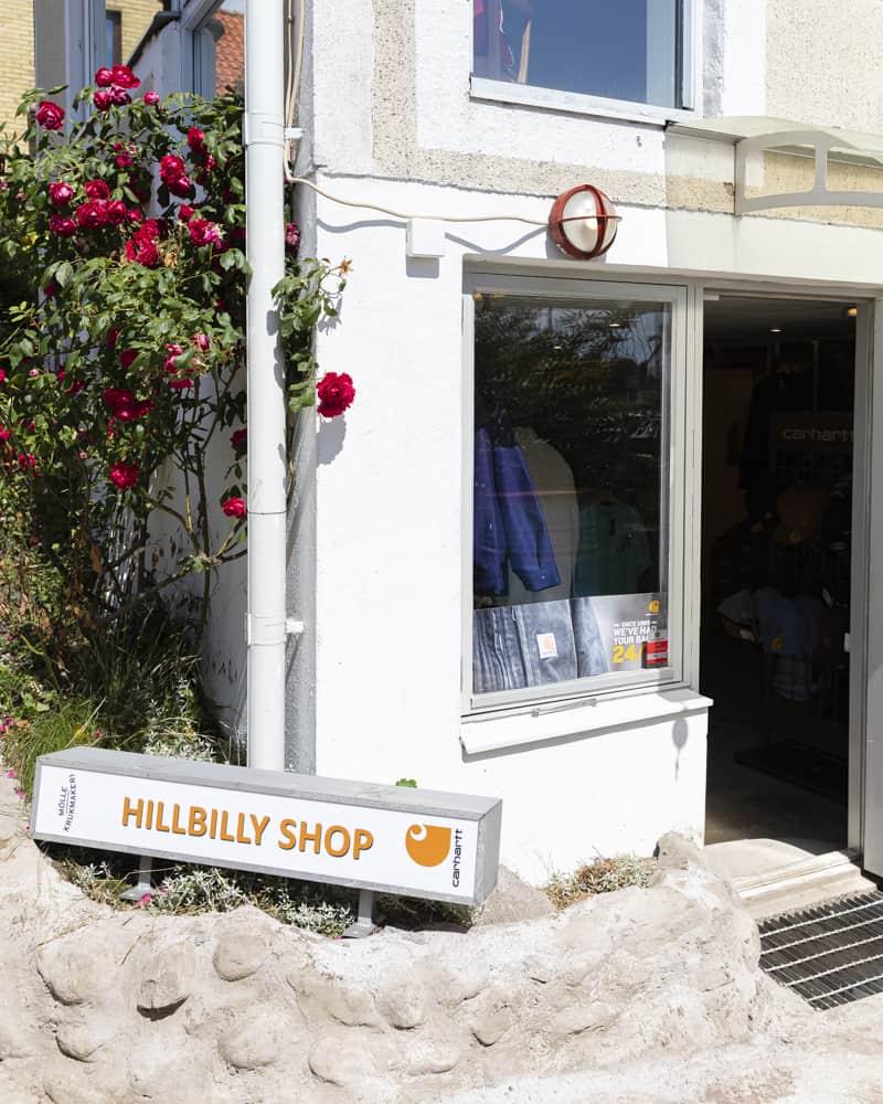 Hillbilly shop