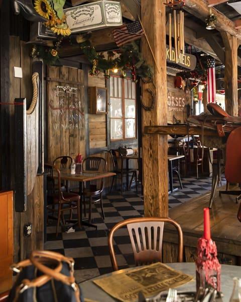 Restaurang & bar