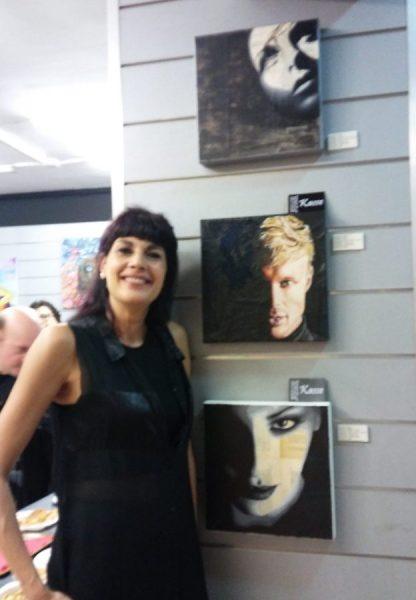 Vídeos de pintura figurativa realista