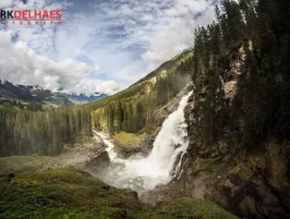 Österreich - Krimmler Wasserfälle