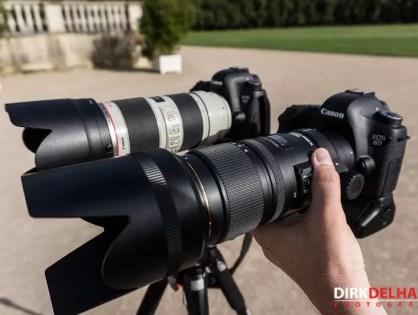 Canon vs. Sigma 70-200 2,8 die Portrait Profis