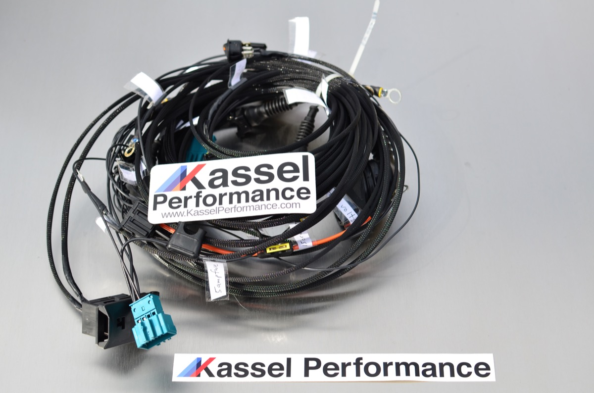 hight resolution of bmw e30 s54 engine swap harness kassel performance