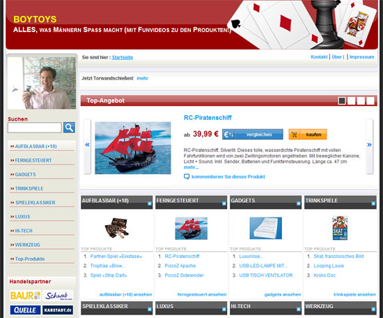 Startseite boytoys.zlio.net