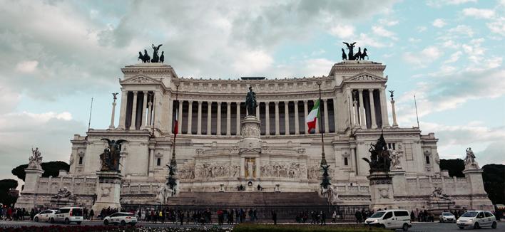 Diário de Viagem: Roma