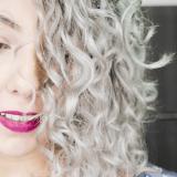VÍDEO: como estou finalizando meu cabelo cacheado