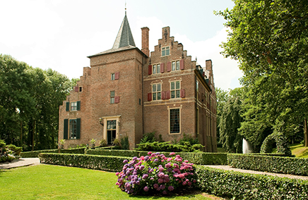 Trouwen in Kasteel Wijenburg