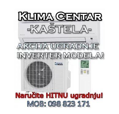 Najpovoljniji klima uređaji.