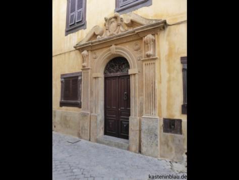 portugiesischen Tür