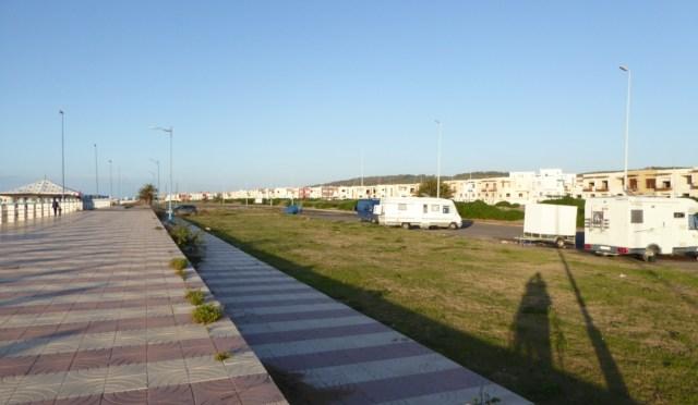 Stellplatz Souira Kedima (südlich von Safi am Atlantik) (MA)