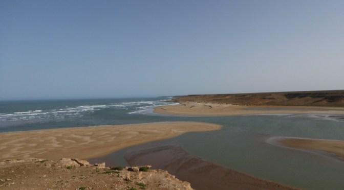 West-Sahara-Fahrt: von Sidi Ifni zur Mündung des Flusses Draa (Foum Daraa) (215 km)