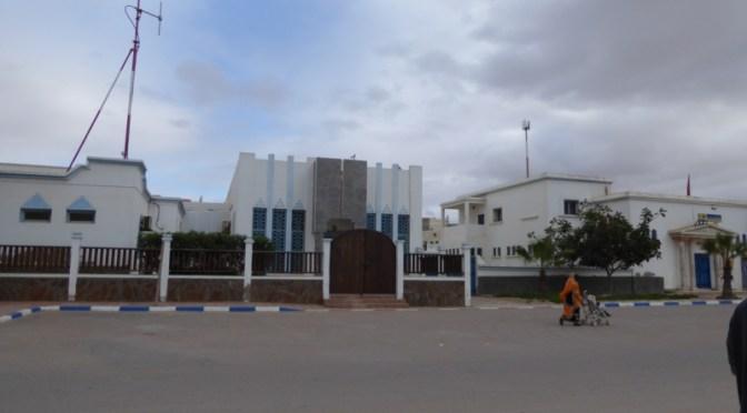 West Sahara-Fahrt: von der Draa Mündung nach El Ouatia (Tan-Tan Plage)  (41 km)