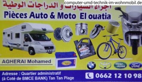 Hilfe bei Problemen mit der Wohnmobil-Technik