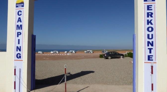 """Camping """"Erkounte Park"""" zwischen Mirleft und Sidi Ifni"""