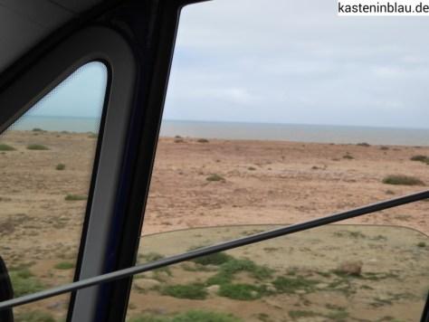 Landschaft auf dem Weg