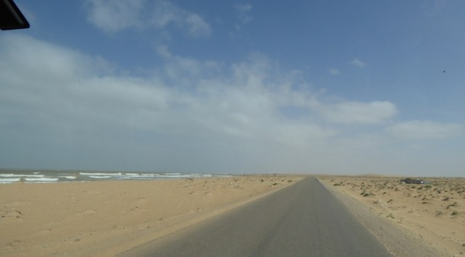 Wohnmobiltour durch die West-Sahara: Rückfahrt