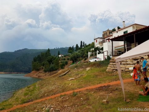Dornes Rio Zezere Portugal