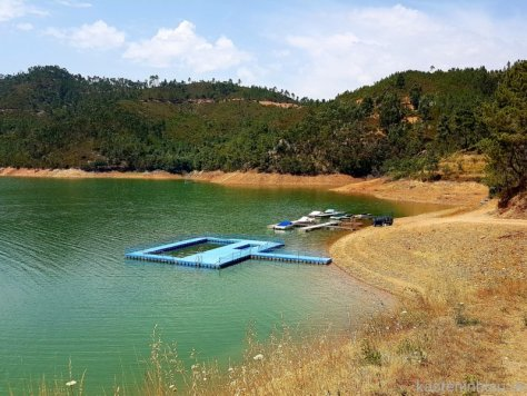 Rio Zezere Portugal