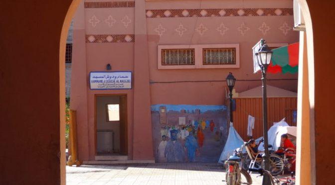 Hammam in Marokko