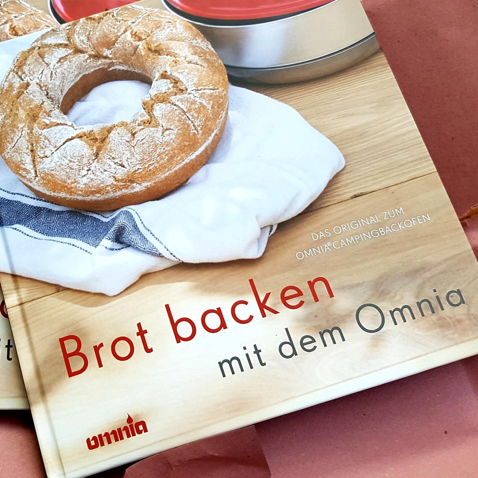 Neues Backbuch: Brot backen mit dem Omnia