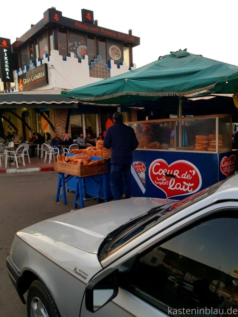 Sidi Infiˋs besten Baguette