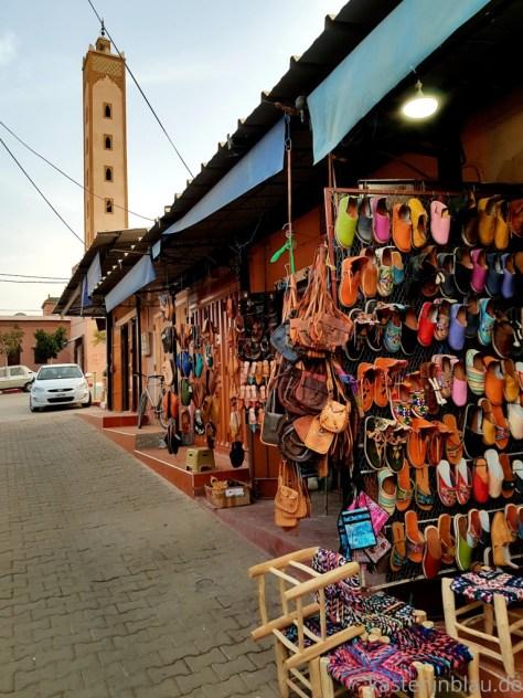 Tafarout in Marokko mit dem Wohnmobil