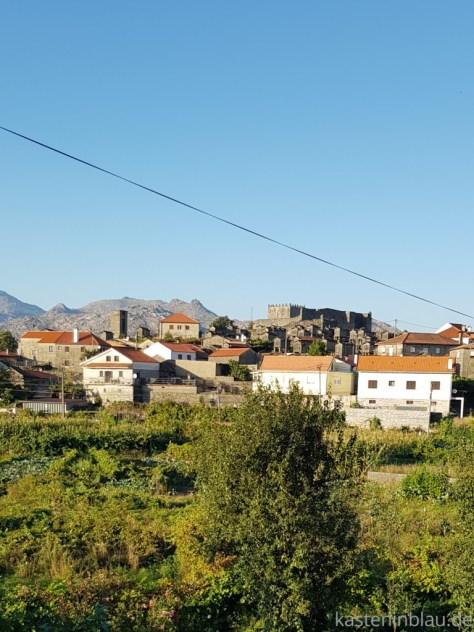 Lindoso in Portugal mit dem Wohnmobil
