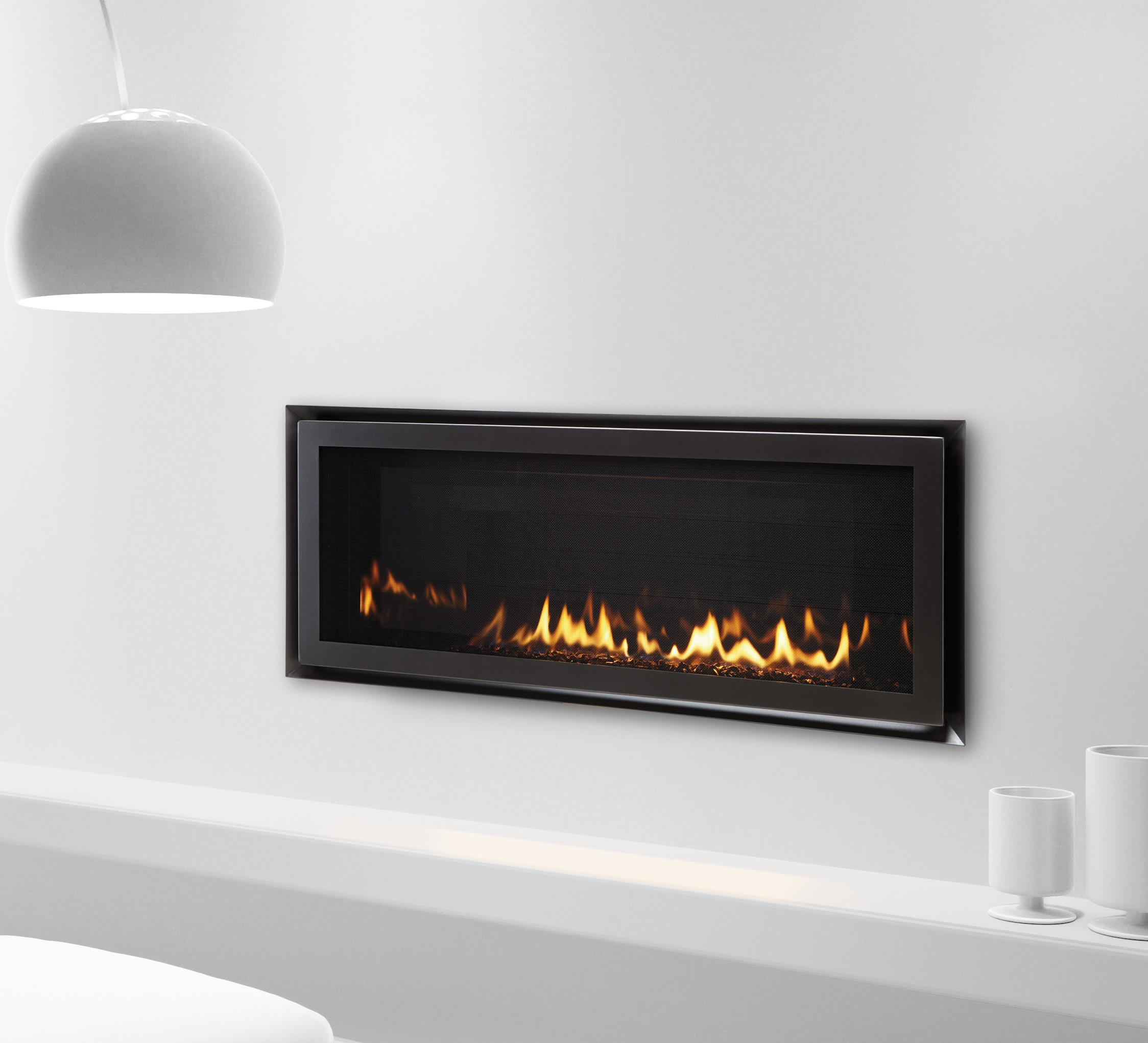 Gas Fireplaces  Cosmo 42  Kastle Fireplace