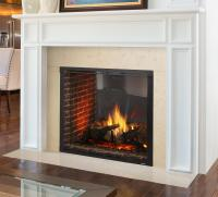 Gas Fireplaces - Marquis II See-Through - Kastle Fireplace