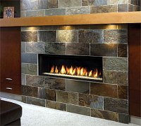 Kastle Fireplace Gas Fireplaces: Infinite