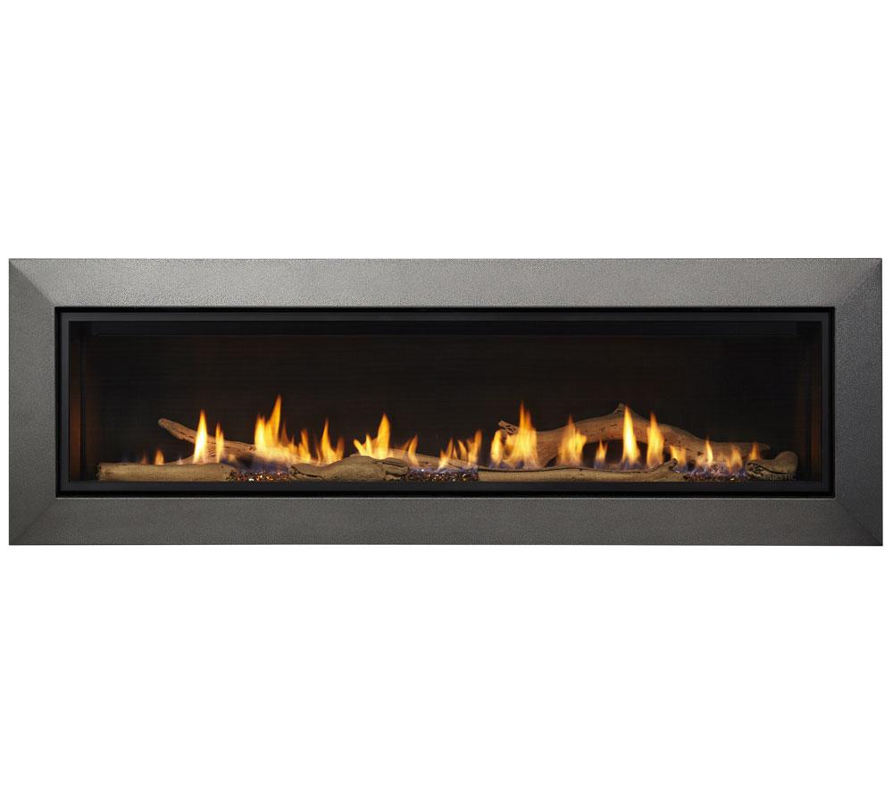 Gas Fireplaces  Echelon II  Kastle Fireplace