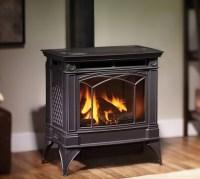 Gas Stoves - H35 Large Hampton - Kastle Fireplace