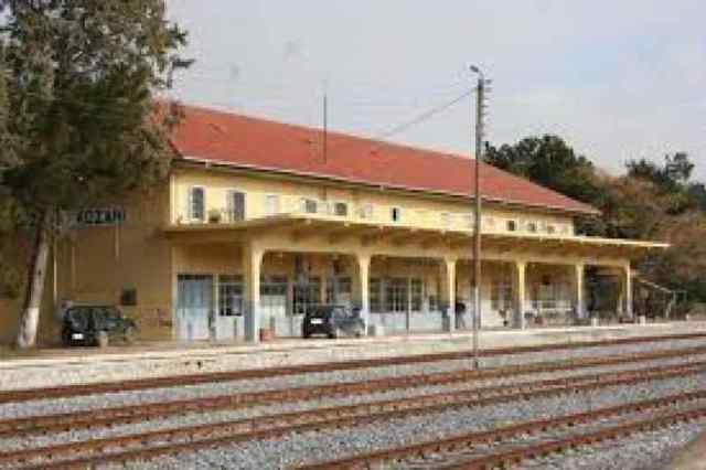 Σιδιροδρομικός σταθμός Κοζάνης