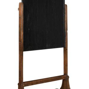 oud schoolbord uit India
