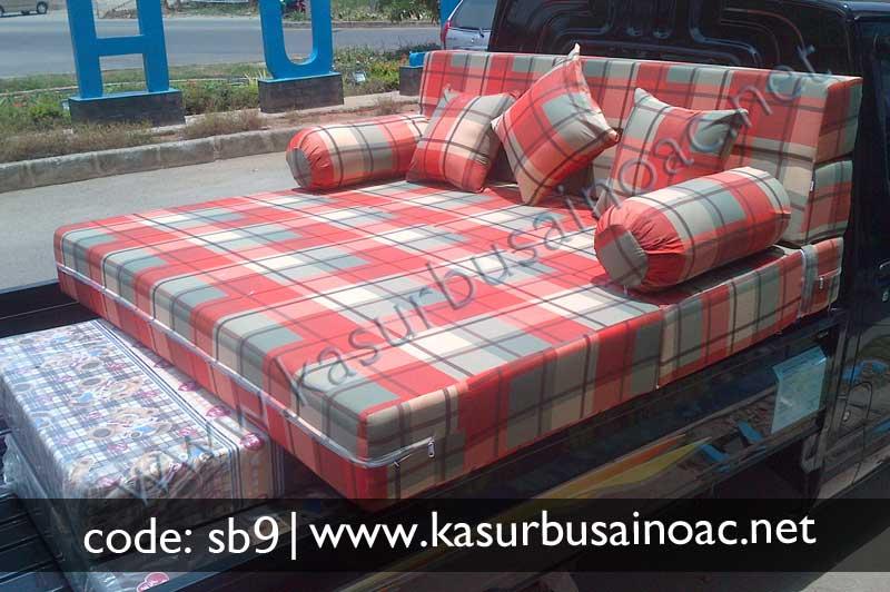 harga cover sofa bed inoac gamma review daftar dan katalog terbaru cantik