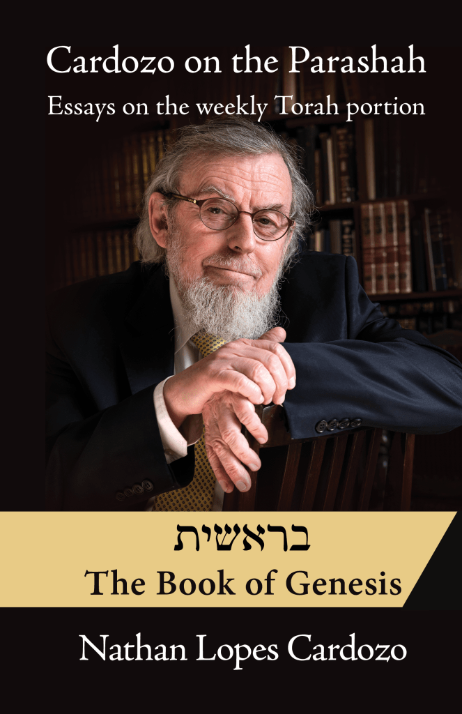 Cardozo on the Parashah: Essays on the Weekly Torah Portion