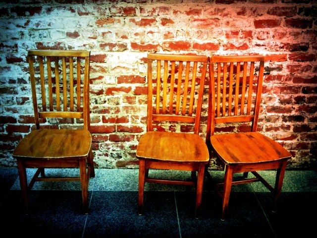 Three Chairs picture