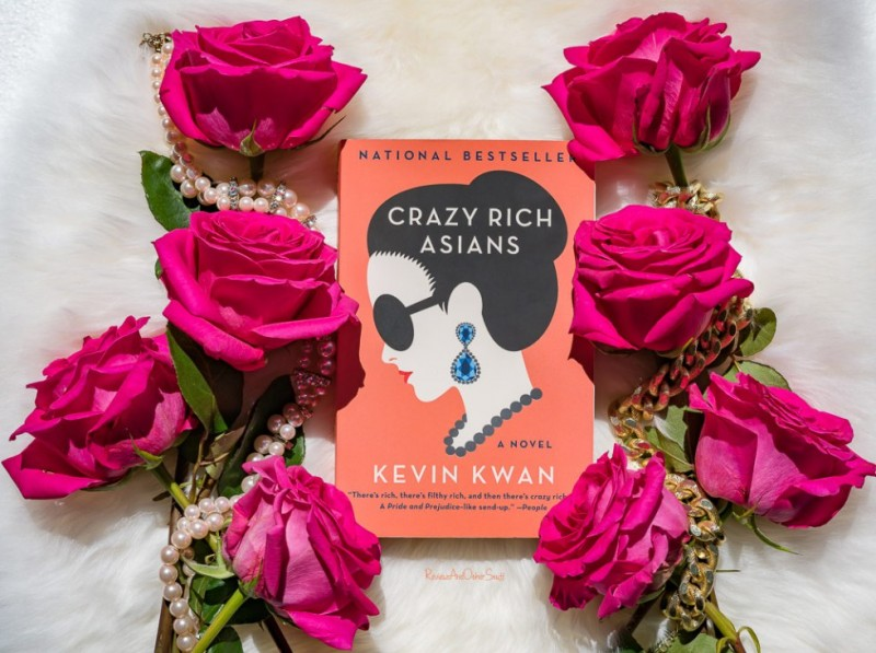 Crazy Rich Asians By Kevin Kwan (Crazy Rich Asians Trilogy)