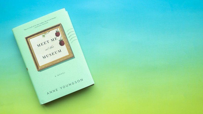 Meet Me At The Museum A Novel By Anne Youngson
