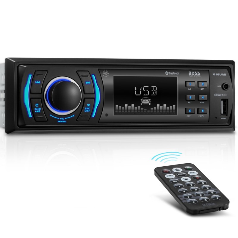 Boss Audio 616UAB Multimedia Car Stereo