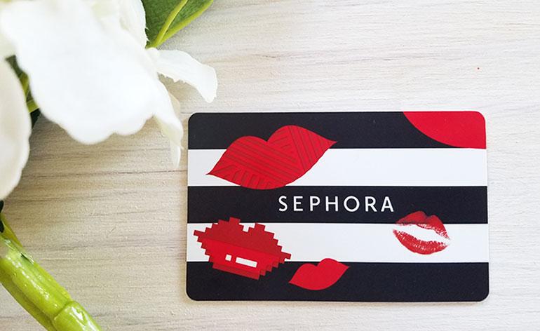 Sephora Gift Card