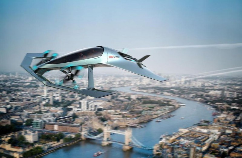 Aston Martin Offers Luxury In The Sky With Volante Vision Concept