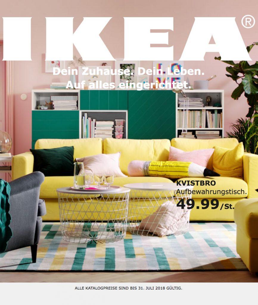 Ikea Hauptkatalog Bestellen Ikea Kataloge Kostenlos Anfordern