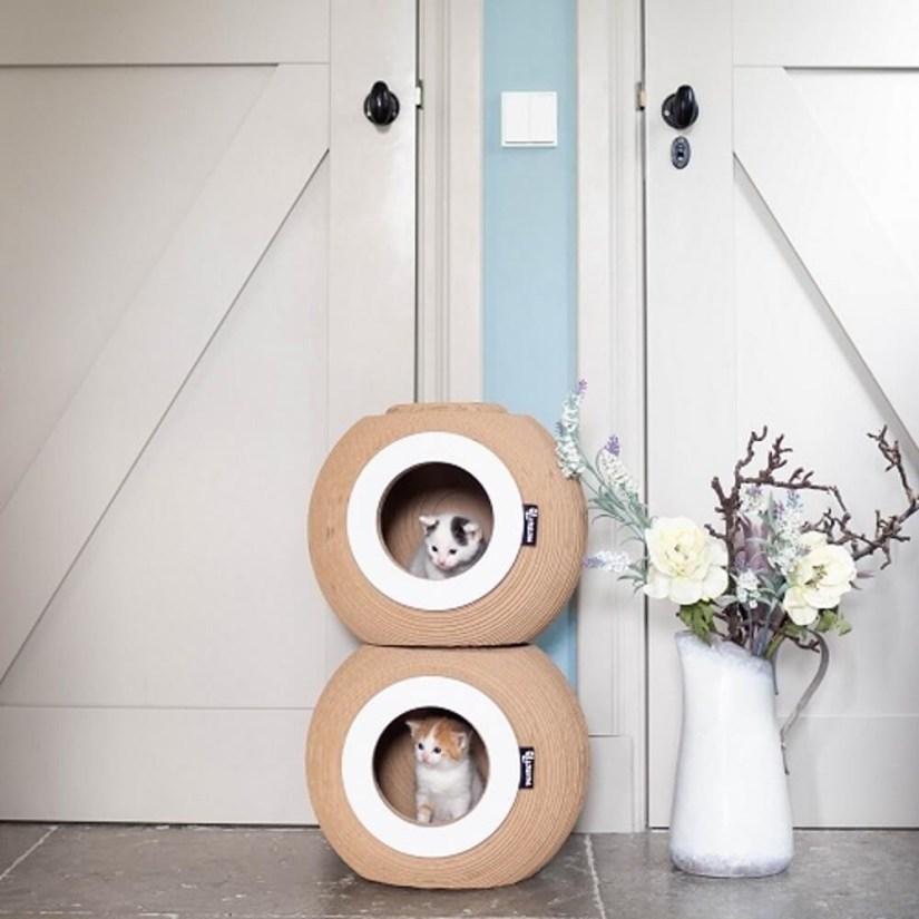 Top 5 design kattenmeubels District 70 krabmeubel Orb