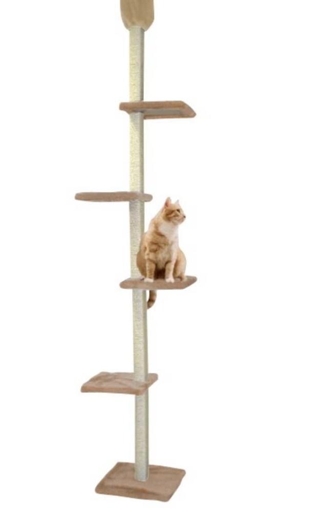 design kattenmeubel silvio design krabpaal hoog