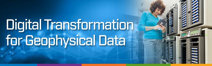 Digital Transformation Framework for Geophysical Data   Katalyst DM
