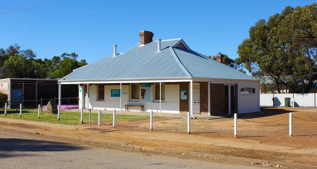 brookton Old Police Station Museum route 120 western australia