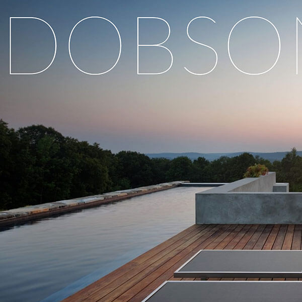 Responsive Web Design - Dobson Pools